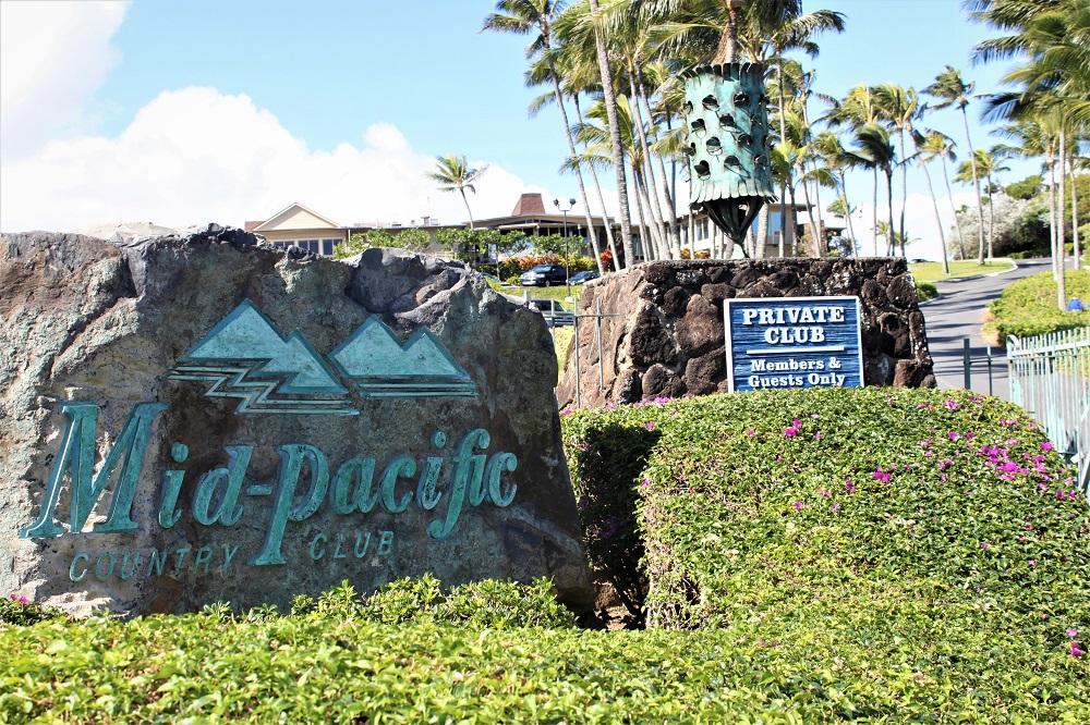 Lanikai Mid Pacific Country Club