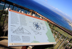 Diamond Head Bunker Map
