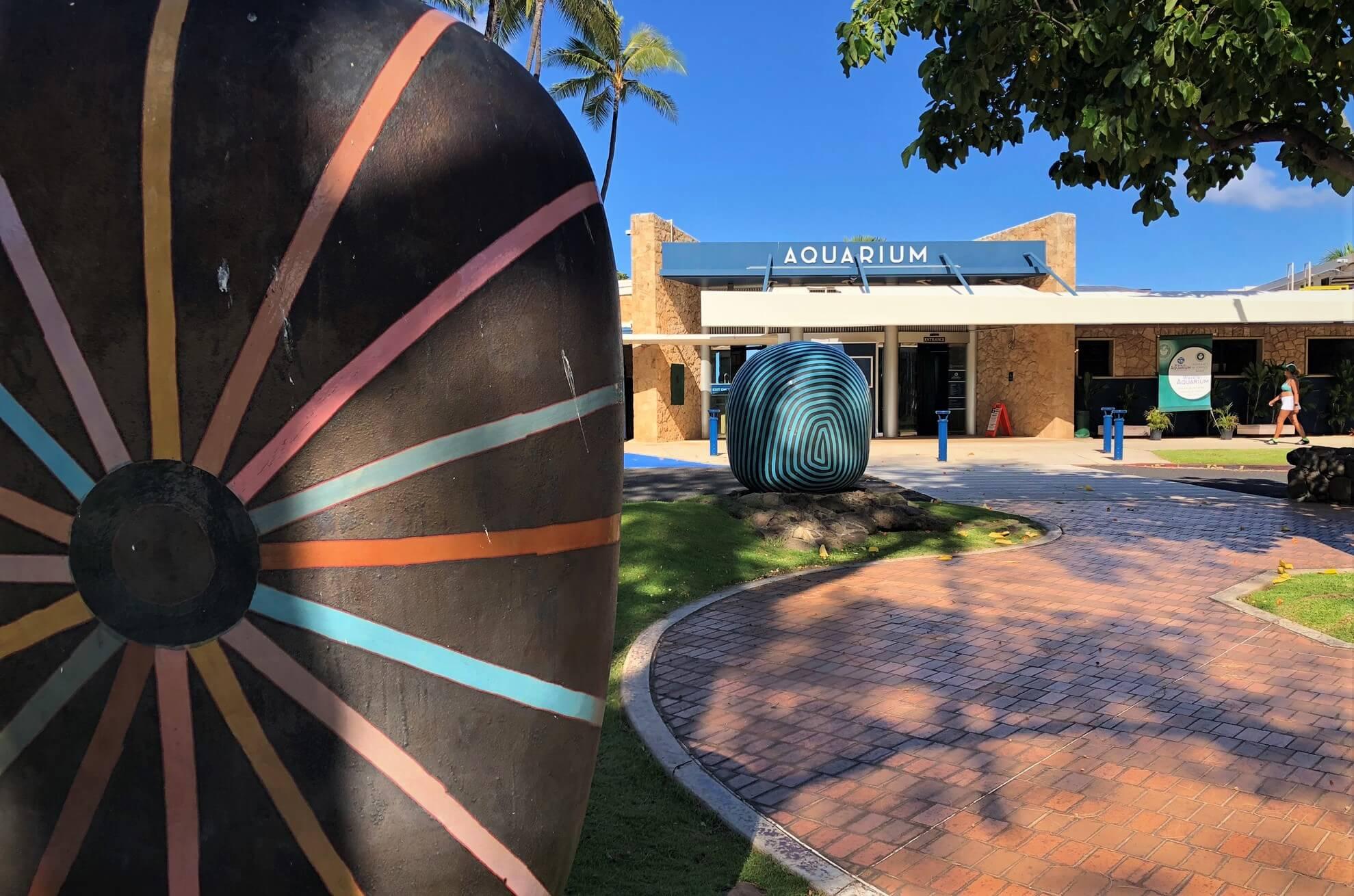 Waikiki Aquarium;