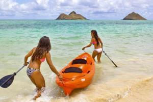 Lanikai Kayak Tour