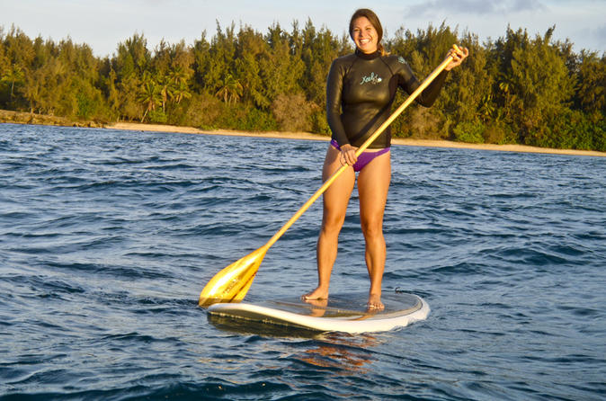 North Shore Stand Up Paddleboard