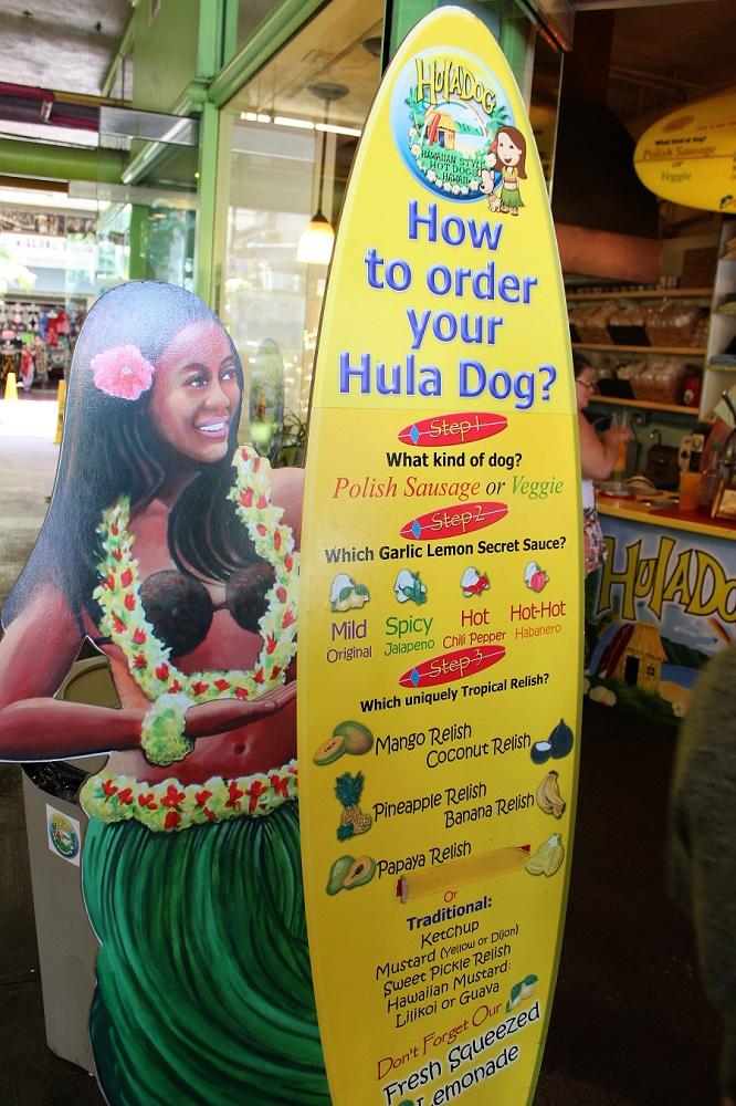 Hula Dog Waikiki