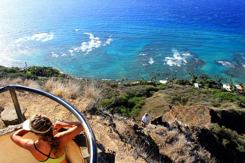Diamond Head Hiking Trail