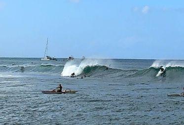 Ala Moana Bowls Surfing Spot