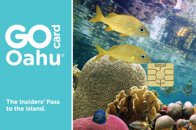Oahu Go Card