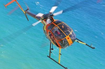 North Shore Helicopter Ride