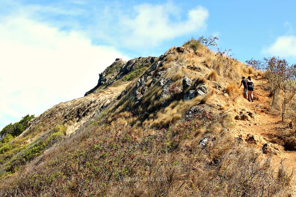 Lanikai Pillbox Trail Views
