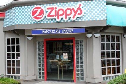 Zippy's Restaurant in Waikiki