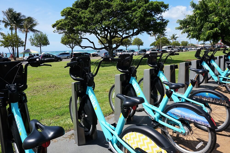 Biki Bikes to rent