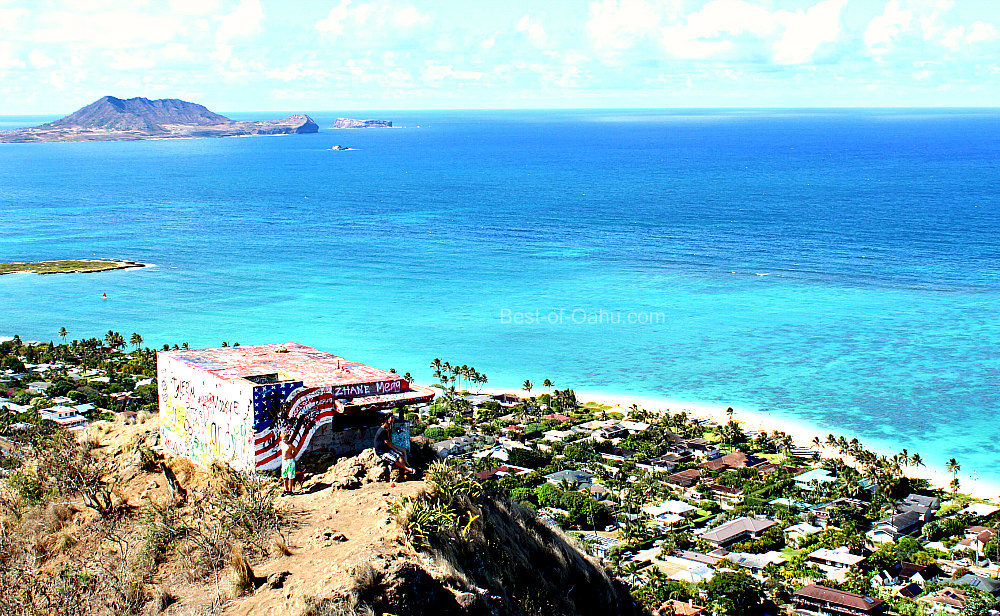 Lanikai Pillbox Hike