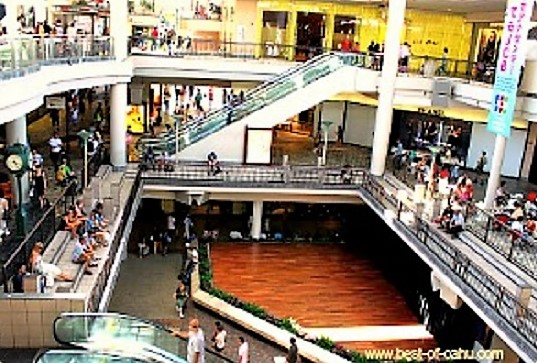 Ala Moana Shopping Center