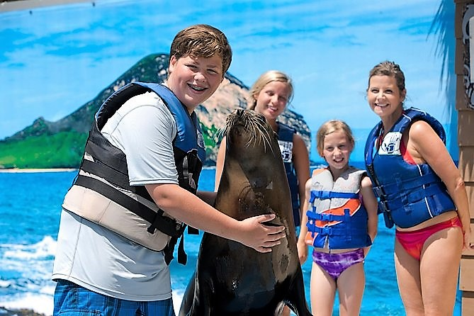 Sea Life Park Oahu