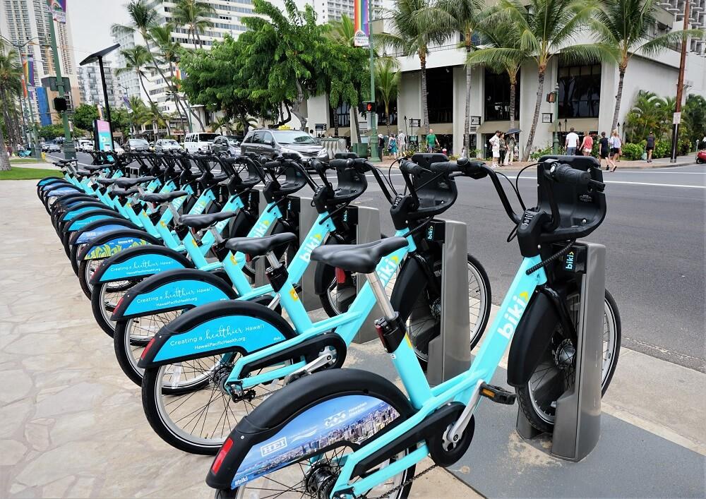 Waikiki Rent Bikes