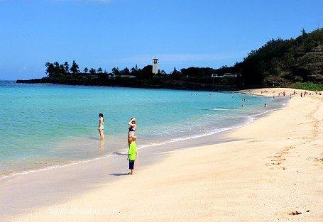 Waimea Bay Beach