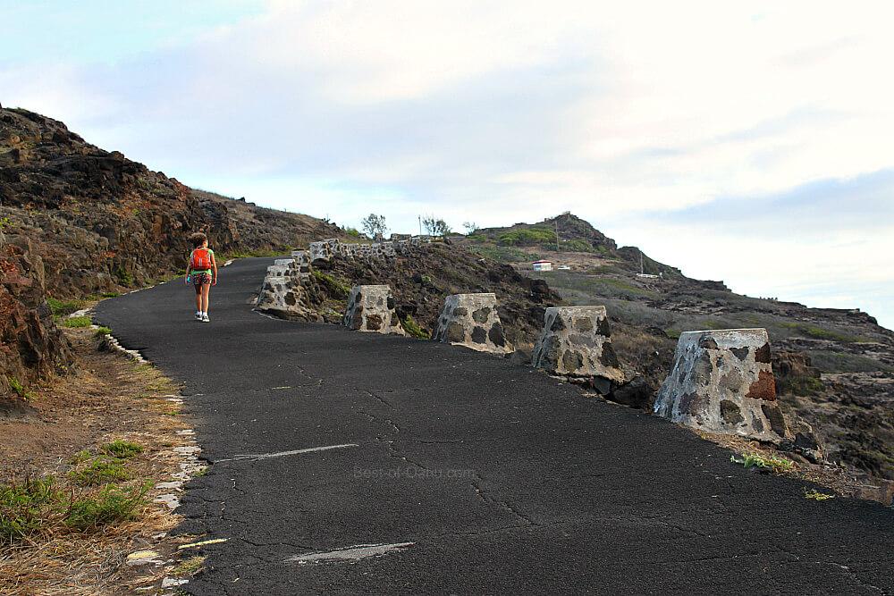 Makapuu Hike Trail