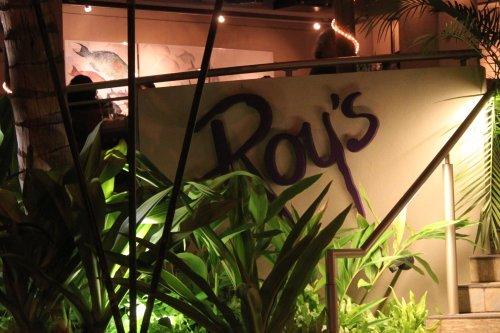 Roy's Restaurant Waikiki