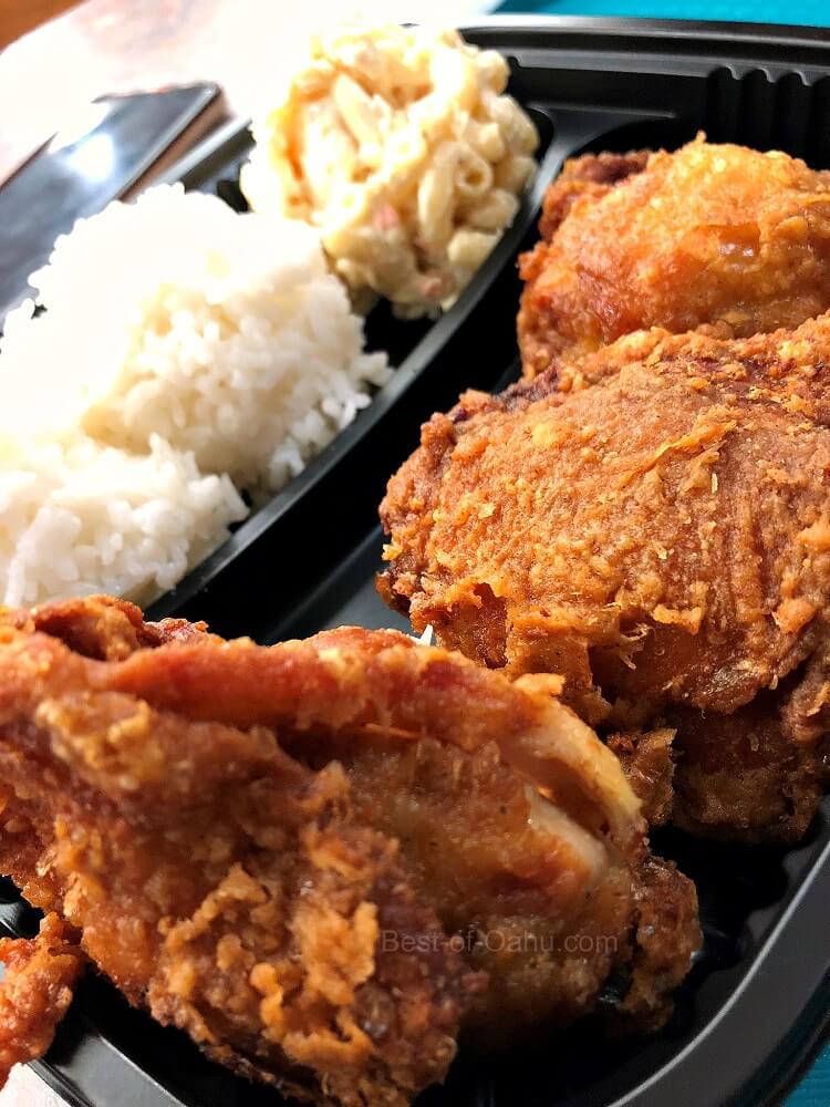 Zippys Chicken Plate Lunch