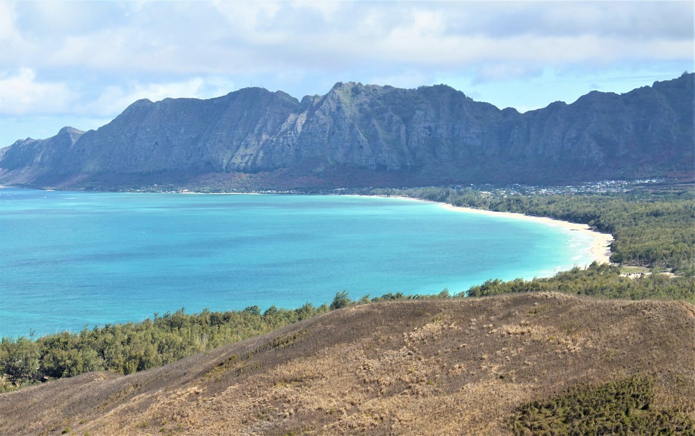 Lanikai Pillbox Views