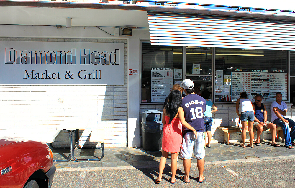 Diamond Head Market & Grill