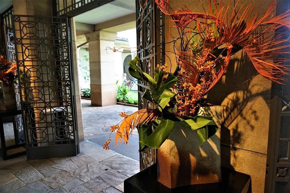 Honolulu Museum of Art Gates