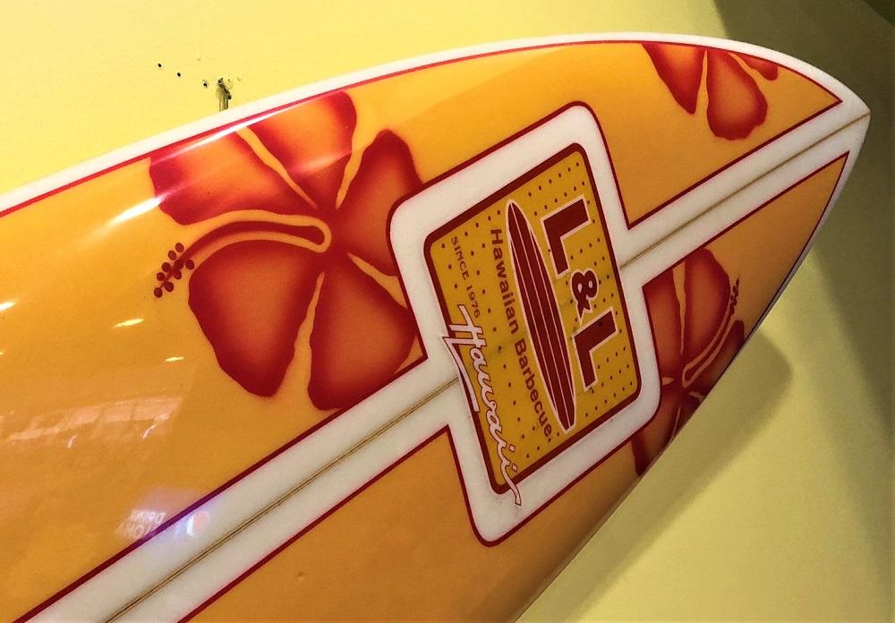 L&L Surfboard