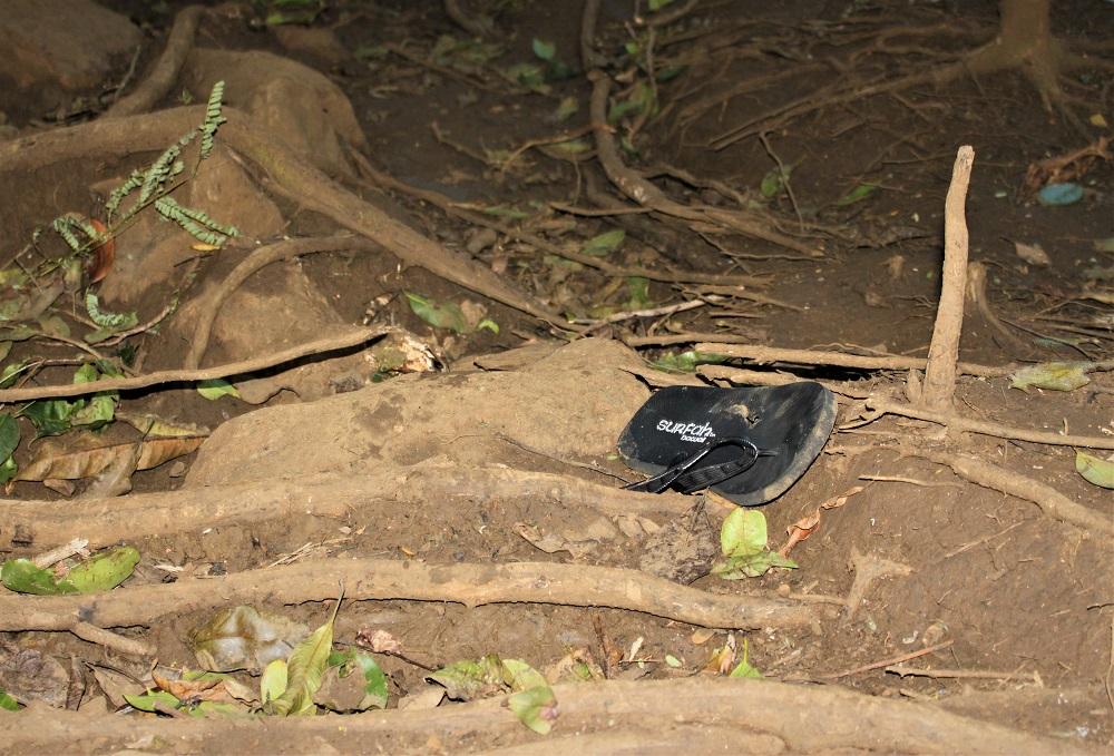 Maunawili Falls Broken Slipper