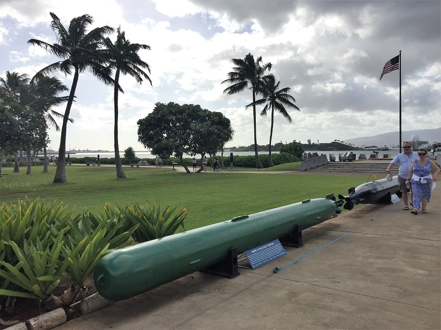 Pearl Harbor Grounds