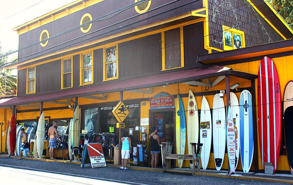 Surf N Sea Shop
