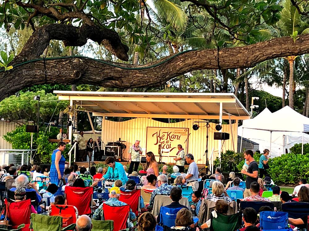 Waikiki Aquarium Summer Concerts