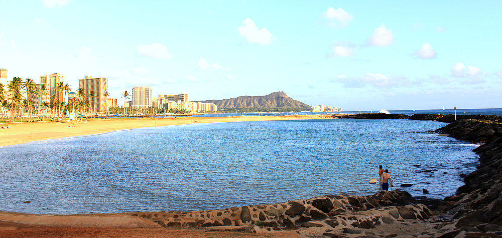 Ala Moana Magic Island
