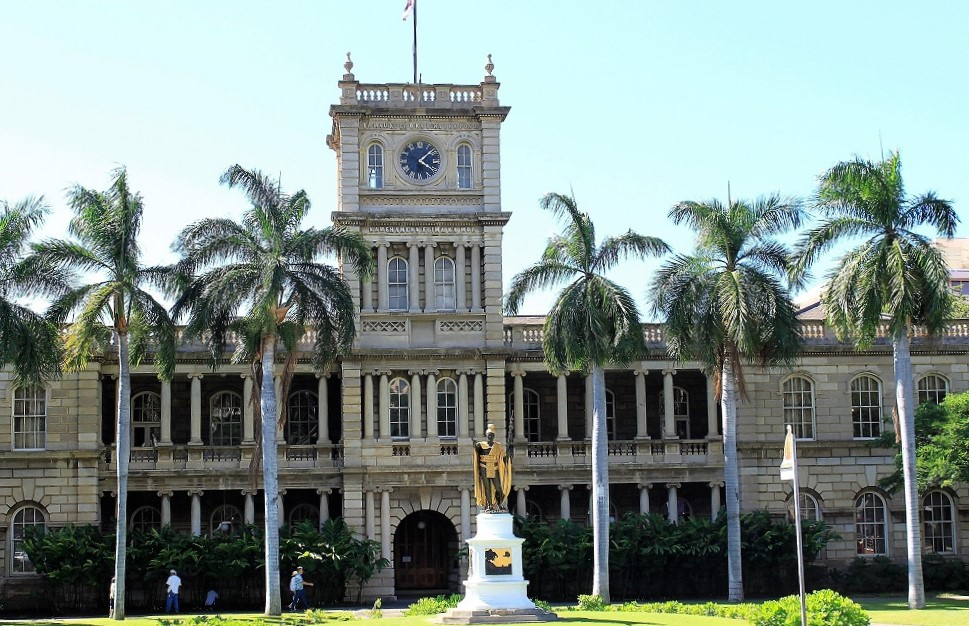 Old Iolani Palace
