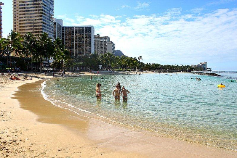 Kuhio Beach Waikiki