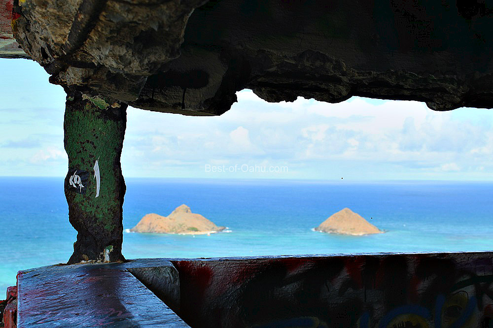 Lanikai Pillbox View