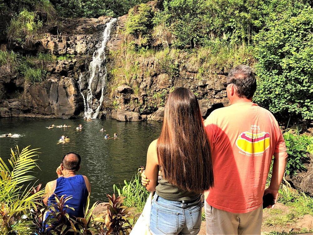Waimea Falls Pool
