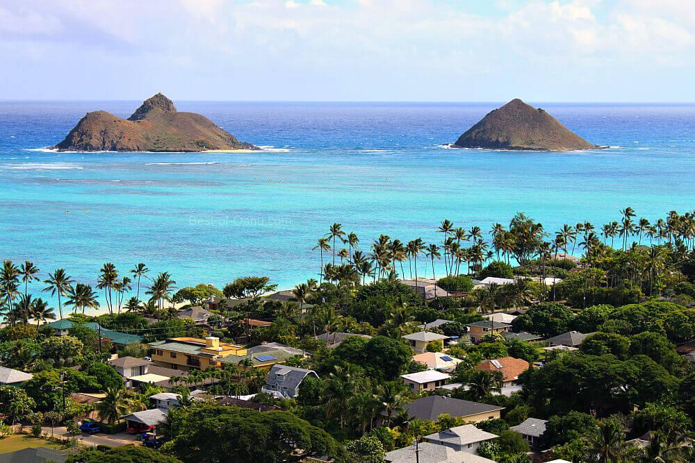 Lanikai Beach Oahu Hawaii Best