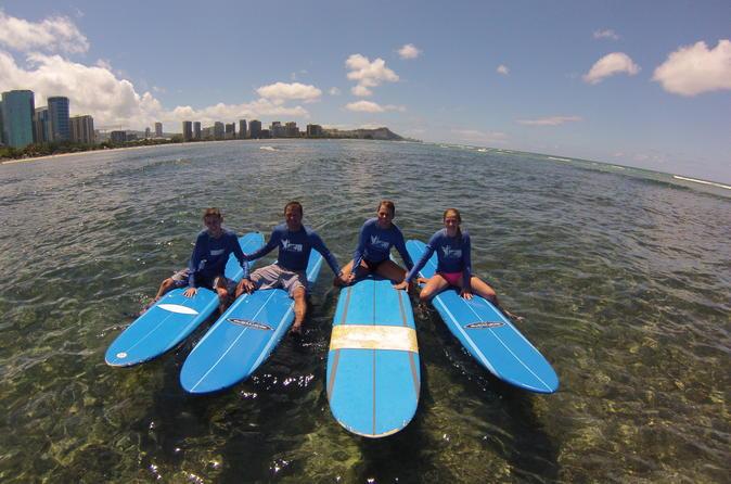 Ala Moana Surf Lessons