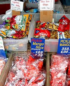 Aloha Stadium Food