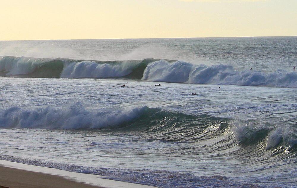 Banzai Pipeline Waves