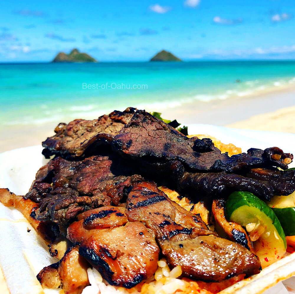 Best Hawaiian Plate Lunch On Oahu
