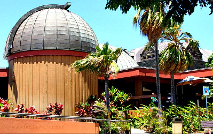 Bishop Museum Oahu