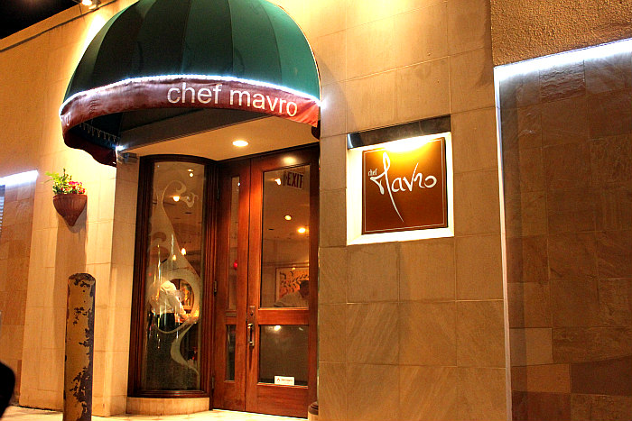 Chef Mavro Restaurant