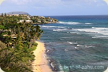 Diamond Head Beach