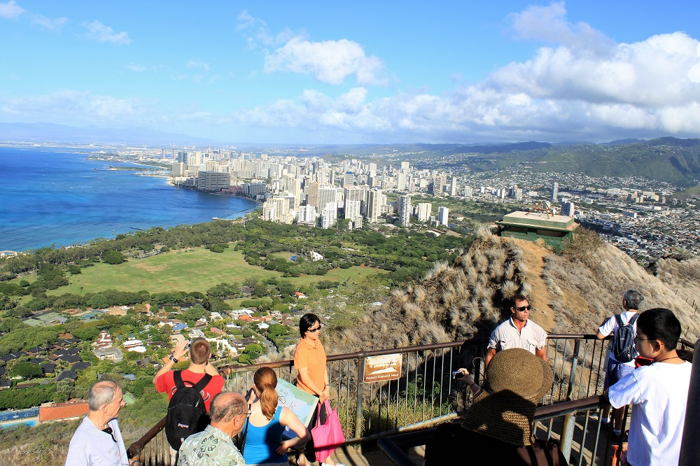 Image result for hiking in waikiki
