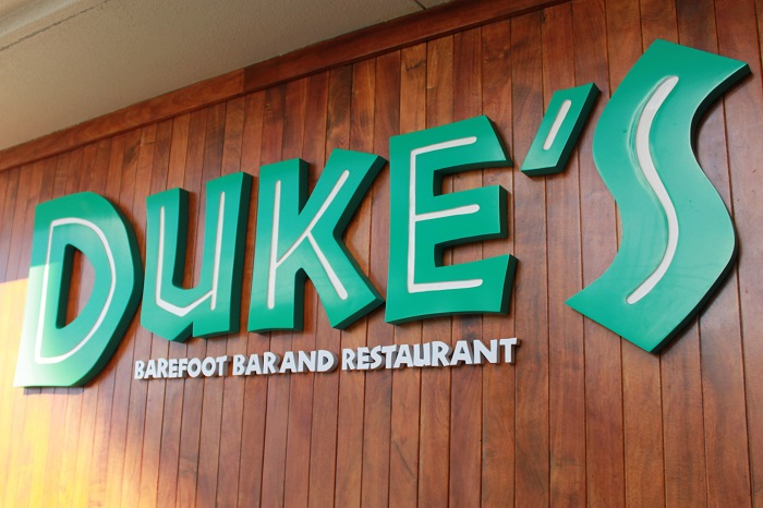 Dukes Barefoot Bar and Restaurant Waikiki