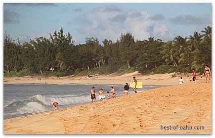 Ehukai Beach