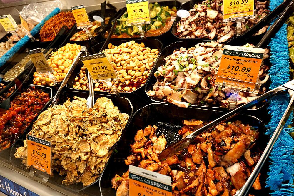 Foodland Tako Poke