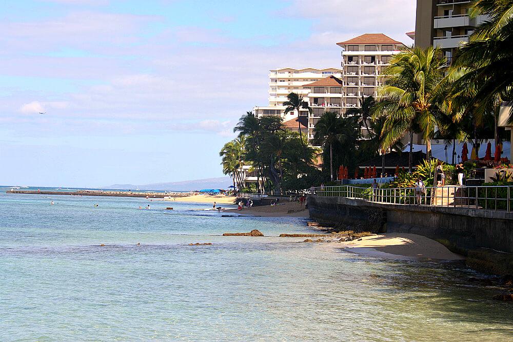 Gray's Beach Waikiki