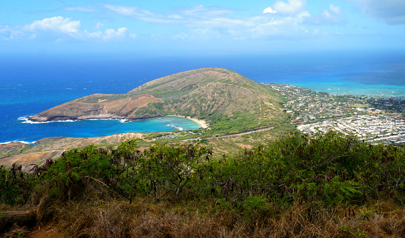 Hanauma Bay and Portlock
