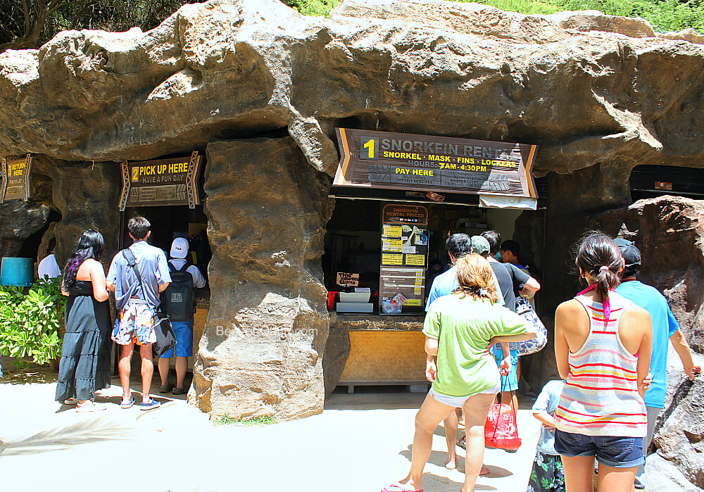 Hanauma Bay Shorkel Shop