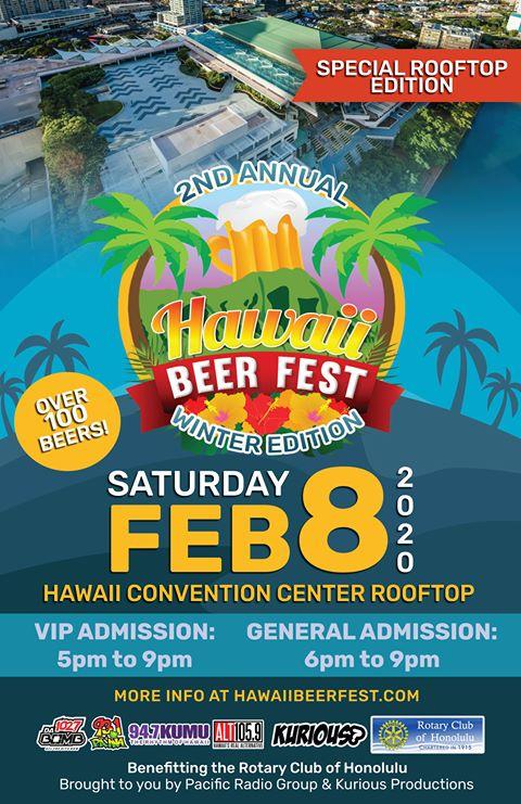 Oahu Events In February